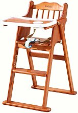 LXLA - Klappstuhl aus massivem Holz für Babys und