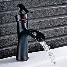 Lxlnxd Waschtisch Armatur Wasserfall Bad