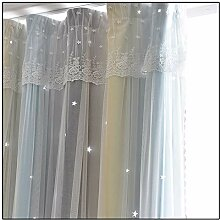 LXLTLB Vorhang Gardinen Polyile Fiber Cotton Look