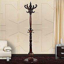 LXSnail European Style Massivholz Mantel Racks