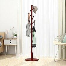 LXSnail Garderobe Boden Schlafzimmer Kleiderbügel