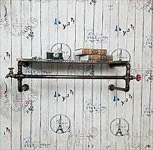 LXSnail Vintage Loft Eisen Schlauch