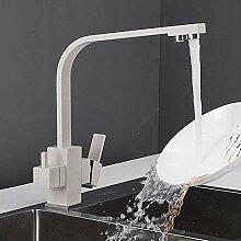 LXX 3 Wege Küchenarmatur Wasserhahn Küche für