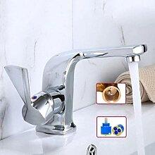 LXX Wasserhahn Waschbecken Wasserhahn Messing