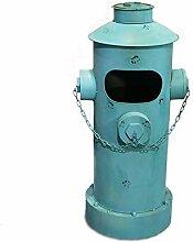 LXZ#Homegift Mülleimer Industrielle Retro Hydrant