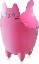 LXZ#Homegift Mülleimer Nette Katze Desktop