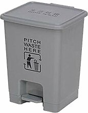 LXZ#Homegift Mülleimer Pedale Sanitation