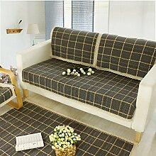 LY&HYL All-Saison Heimtextilien Baumwolle Weben Sofa Möbel Protector Sofa Handtuch , 90*150