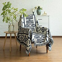 LY&HYL All-Saison Heimtextilien Multifunktions dicke Baumwolldecke Decke warm Staub Sofa Handtuch