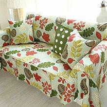 LY&HYL All-Saison Heimtextilien Volle Deckung Tuch Sofa pastorale Sofa Möbel Protector Sofa Handtuch , 190*200