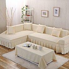 LY&HYL All-Saison Heimtextilien Vollständige Abdeckung Sofa-Möbel-Schutz Anti-Blockier-System Sofabezug , 4 , 210*350Sofa Cover