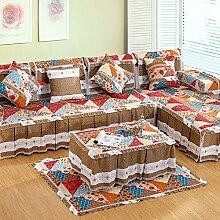 LY&HYL Haustextilien Spitzen Schleifen Sofa-Möbel-Schutz Anti-Blockier-System Sofa Abdeckung Armlehne Rückenlehne Handtuch , 3 , 80*80