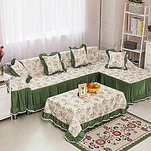 LY&HYL Heimtextilien Sofa Möbel Beschützer Rutschfester Stoff decken den gesamten Satz von Sofa Abdeckung , 1 , 215*260