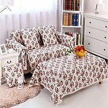 LY&HYL Heimtextilien Tuch Anti-Rutsch-Kombination von Abdeckung Sofa-Abdeckung , 2 , 185*350