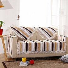 LY&HYL Home Decoration Leinen Leinen vier Jahreszeiten nicht - gleiten grobes Tuch Sofa Handtuch , 3 , 70*70cm