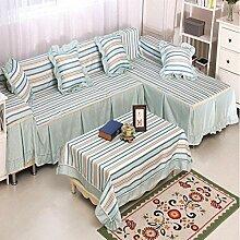 LY&HYL Home Decoration Slip Stoff Kombination der gesamten überdachten Sofa Möbel Protector Sofa Abdeckung , 5 , 215*350
