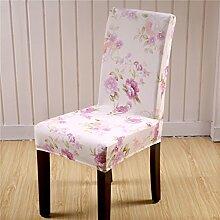 LY&HYL Home Decoration Vier Jahreszeiten rutschfeste elastische Chair-Sets , 1