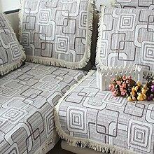 LY&HYL Maze Chenillegewebes Sofa Abdeckung Sofa Handtuch Sofa Abdeckung Rücken Handtuch , 2 , 70*70cm