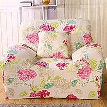 LY&HYL Möbel Protector Sofa Protector Sofa fest wickeln all-inclusive rutschfeste Sofa Deckel elastische Sofa Handtuch , 1 , 190*230Sofa Cover