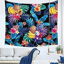 LybTapgt Tapisserie Wand Decke hängen Tuch