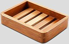 LYCOS3 Seifenschale aus Holz, Bambus,