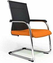 lyf Stapelbarer Bürostuhl, Sitzkissen Aus