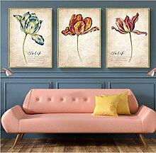 LYFLyuWF Dekorative Gemälde abstrakte dekorative