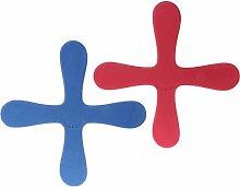 Lyguy, Boomerang, Kreuz-Form, Bumerang, fliegendes