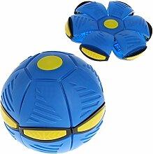 LyGuy Fliegende UFO-Flache Wurfscheibe Ball Mit