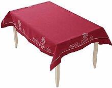 LYIKAI Tischdecken Rechteckige Tischdecke Einfache