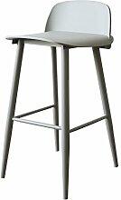 Lying Bar Hocker Bar Stuhl, Restaurant Hocker Kaffeehaus Haushalt Vorderseite Stuhl Stuhl Kaffee Stuhl Esszimmer Stuhl Hoch Hocker Esszimmer Hocker Hochstuhl 60-75cm finden ( Farbe : #6 , größe : 75cm )