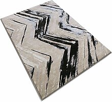 Lying Klassische Mash Up Wohnzimmer Couchtisch Schlafzimmer Teppich finden ( Farbe : A , größe : 120*170CM )