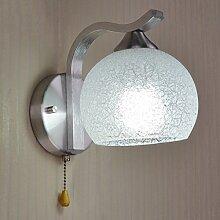 Lying Led Dekoration Wohnzimmer Studie Wandlampe Schlafzimmer Bedside Lampe finden ( Farbe : A )