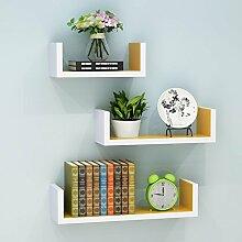 Lying Wall Shelf Free Stanzen Wohnzimmer Lagerung