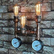 Lying Wandleuchte Europäische Startseite Antike Wasser Wandleuchte Home Dekoration Wandleiste Bar Kronleuchter Lampe finden
