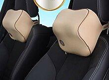 LYJKJGS Auto Kopfstütze Kissen Auto Mit Einem