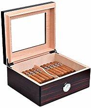 LYKH Cigar Moisturizing Humidor, Zedernholz