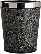 LYL Europäischer Büro Mülleimer ohne Abdeckung Home Office (6L, 12L) ( Kapazität : 6L )
