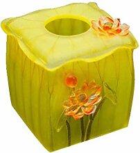 LYLLYL Resin Tissue Box Klassische