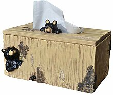 LYLLYL Tissue Box Kreative European Tissue Box