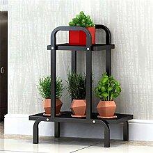 LYLSXY Pflanzenständer, Blumengestelle Eisen