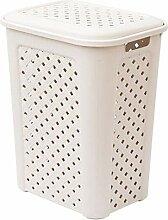 LYM Wäschekorb für Haus und Küche, robust, für