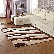 LYM #Wohnzimmer Teppich 3D Stereo Teppich Dicker