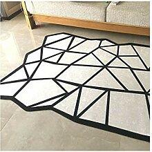 LYM #Wohnzimmer Teppich Geometrische Teppich