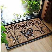 LYM #Wohnzimmer Teppich Klassische Coir Fußmatte