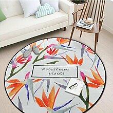 LYM #Wohnzimmer Teppich Runder Teppich,