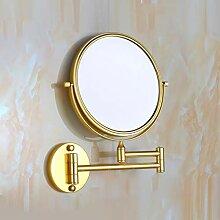 LyMei Magnifying Makeup Mirror, Aluminium 8-Zoll -