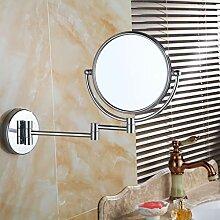 LyMei Vanity Mirror, Chrome Beauty Spiegel -