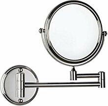 LyMei Vanity Mirror, Two-Sided Swivel An der Wand