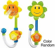 lymty Sunflower Baby Badespielzeug, Dusche
